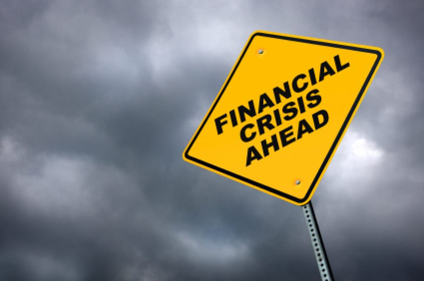 financial crisis ahead