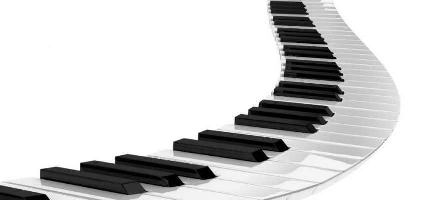 piano music notes wallpaper 8736 hd wallpapers
