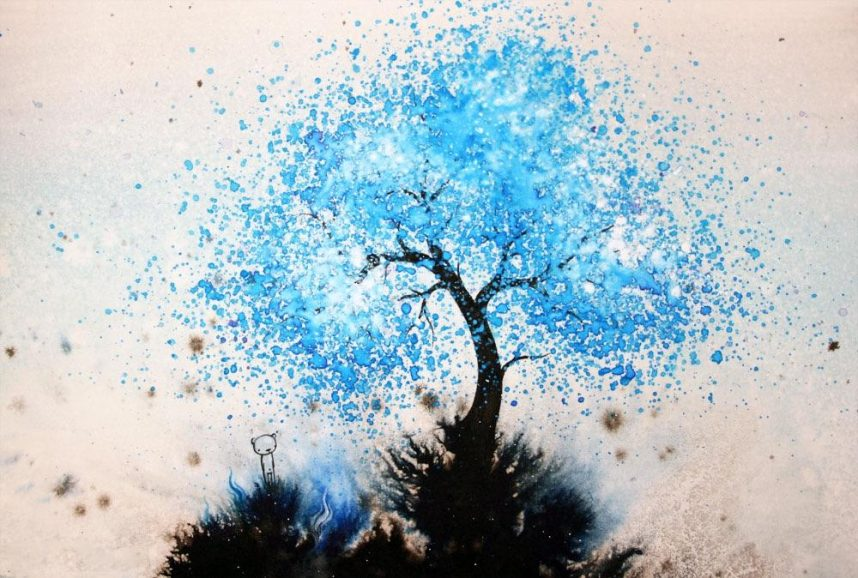 Oso Azul