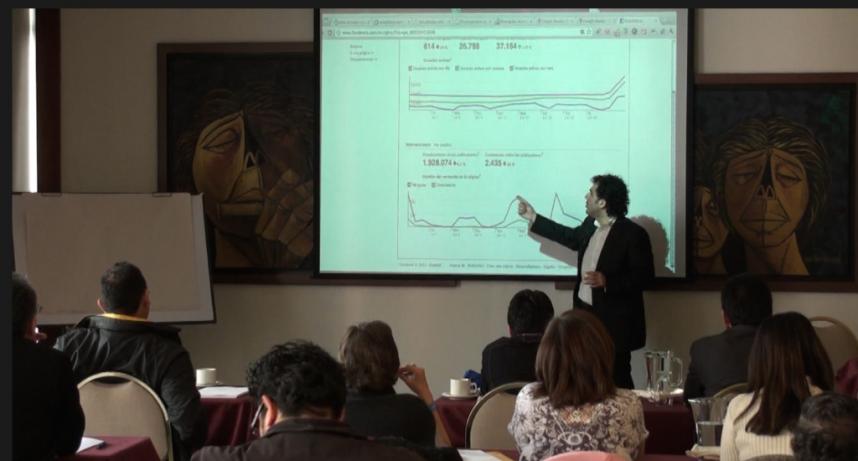 Conferencia de Juan Fernando Zuluaga