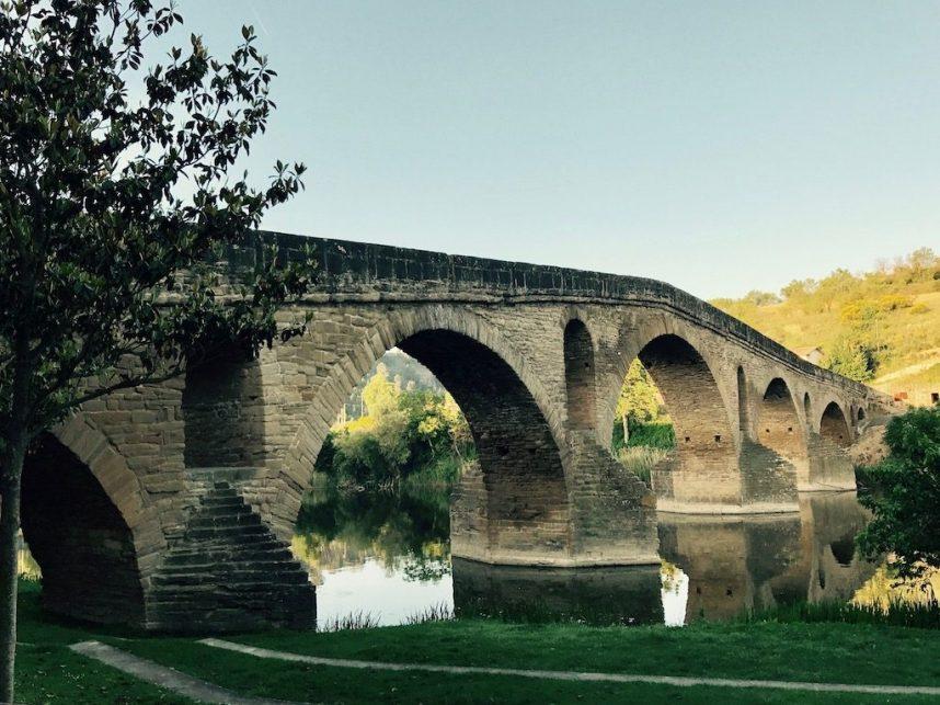 Puente La Reina - Navarra, España